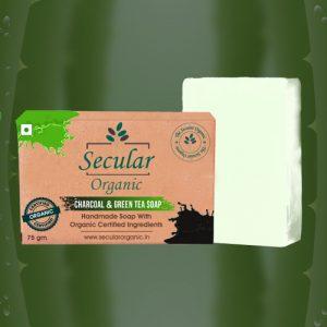 Charcoal & Green Tea SOAP